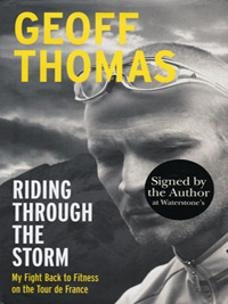 Geoff-Thomas-autograph-signed-autobiography-cycling-memorabilia-riding-through-the-storm-crystal-palace-football-tour-de-france-200