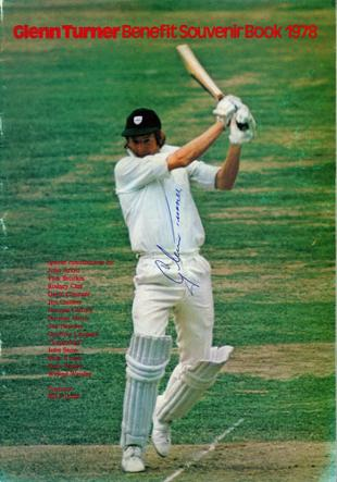Glenn-Turner-NZ-signed-1978-Worcs-CCC-benefit-brochure-cricket-memorabilia