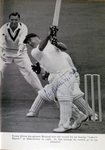 Godfrey-Evans-memorabilia-godfrey-evans-autograph-signed-autobiography-book-the-gloves-are-off-first-edition-1960-kent-cricket-memorabilia-kccc-signature
