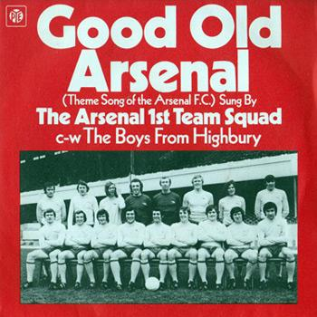 Good-Old-Arsenal-1971-FA Cup Double single-cover