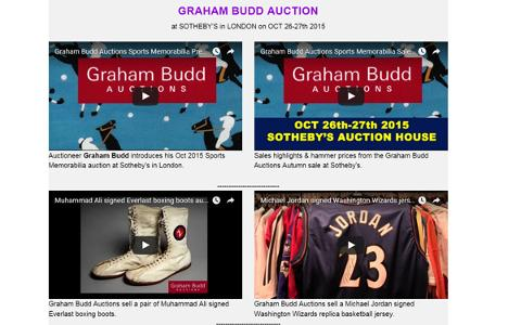 Graham-Budd-Auctions-Sports-Memorabilia-VIdeo-Sothebys-London-Sporting-Memorabilia-Sale-Uniquely-Sporting-Sports-Media