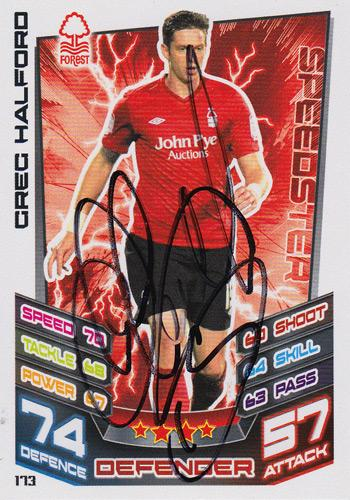 Greg-Halford-Nottm-forest-signed-Match-Attax-player-card-autograph-Nottingham