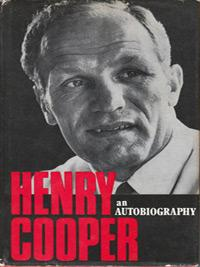Henry-cooper-signed-boxing-memorabilia-autobiography-Sir-first-edition-1972-cassell-cover-autograph 200
