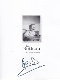 Ian-Botham-autograph-signed-england-cricket-memorabilia-book-my-illustrated-life-beefy-signature-first-edition-2007