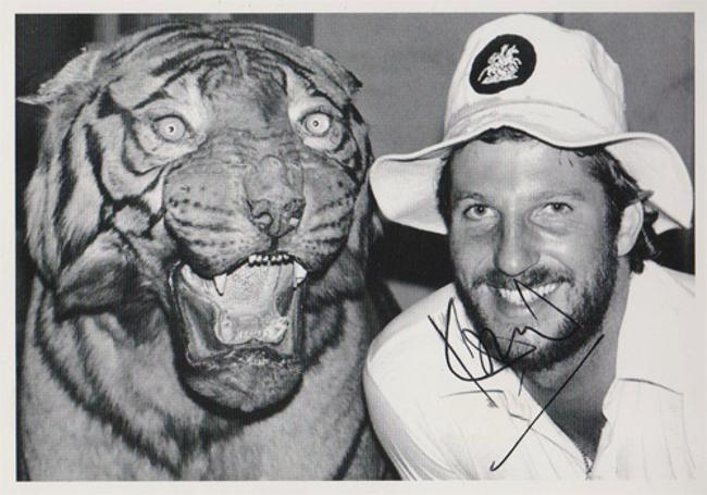 Ian-Botham-autograph-signed-england-cricket-memorabilia-durham-somerset-worcs-ccc-india-tour-tiger-photo-beefy-signature-sir
