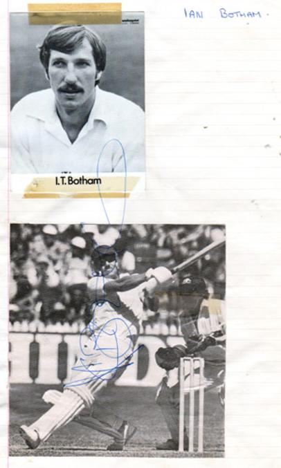 Ian-Botham-autograph-signed-england-cricket-memorabilia-somerset-ccc-worcs-durham-it-all-rounder-portrait-ashes-legend-beefy-signature