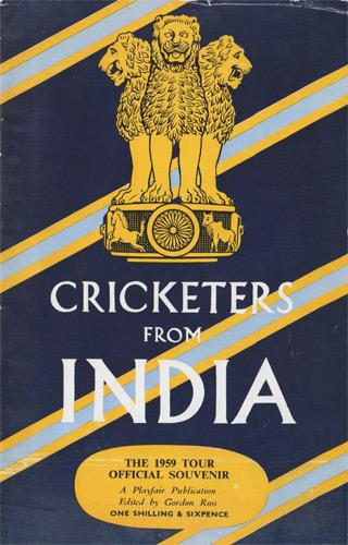 Indian-cricket-memorabilia-player-1959-tour-squad-england-cricketers-from-India-booklet-official-souvenir-gordon-ross-playfair-books