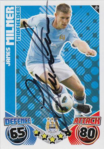 James-Milner-autograph-Man-City-football-memorabilia-signed-player-card-signature-collectable