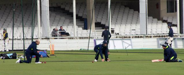 James-Tredwell-Treddy-Testimonial-2017-Kent-cricket-memorabilia-pre-season-training-tredders-spitfire-ground-kccc-coach-matt-walker-keeper-adam-rouse