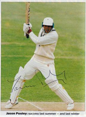 Jason-Pooley-autograph-signed-Middlesex-cricket-memorabilia-Middx-CCC-county-batsman