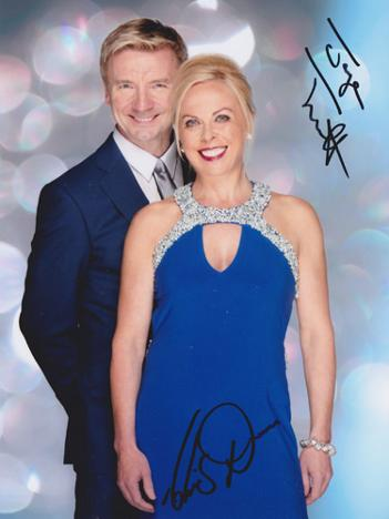 Jayne-Torvill-autograph-Christopher-Dean-signed-ice-dance-photo-Olympic-skating-memorabilia-bolero-dancing-on-ice-torvill-and-dean