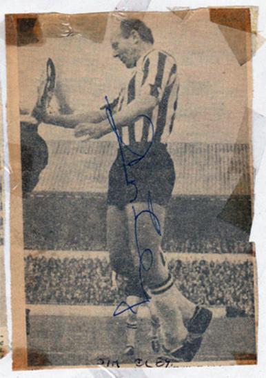 Jim-Iley-autograph-signed-newcastle-United-Utd-football-memorabilia-signature-nufc