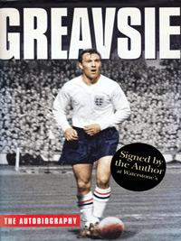 Jimmy-Greaves-signed-autobiography-autograph-Spurs-Chelsea-England-Greavsie-book