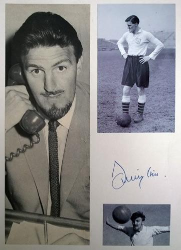 Jimmy-Hill-autograph-jimmy-Hill-memorabilia-signed-Fulham-FC-football-memorabilia-England-Coventry-city-PFA-charlton-big-match-chin-expert-pundit-commentator