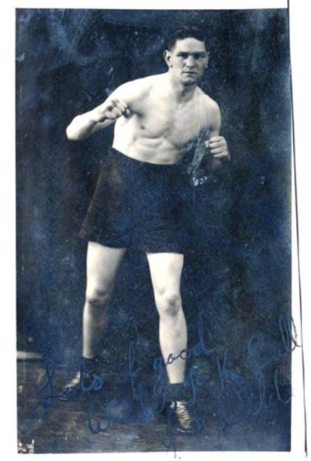 Jimmy-Wilde-autograph-signed-boxing-memorabilia-world-flyweight-champion-wales-welsh-The-Mighty-Atom-Ghost-with-the-Hammer-in-His-Hand-Tylorstown-Terror-signature