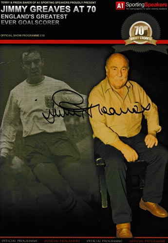Jimmy-greaves-autograph-signed-england-1966-world-cup-football-memorabilia-spurs-chelsea-70-years-old-tribute
