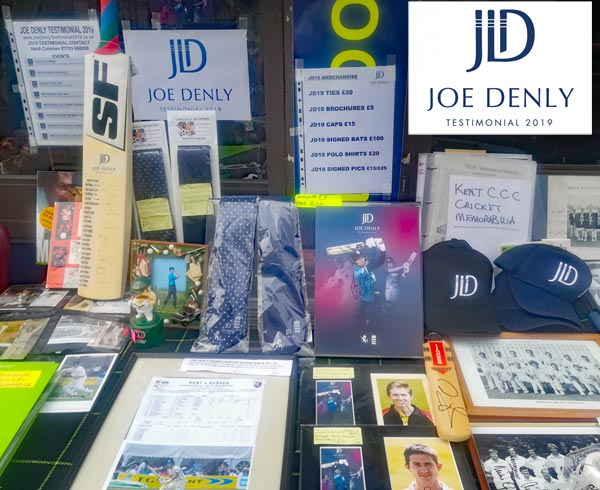 Joe-Denly-autograph-signed-jld19-testimonial-season-brochure-tie-cap-bat-shirt-kent-cricket-memorabilia-england-kccc-jd19