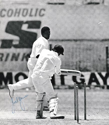 Joel-Garner-autograph-signed-west-indies-cricket-memorabilia-big-bird-somerset-ccc-1978-bridgetown-test-match