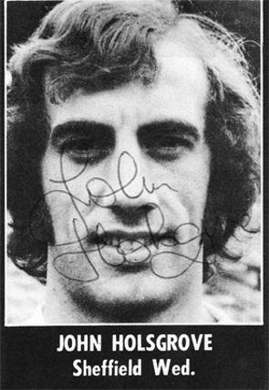 John-Holsgrove-autograph-signed-Sheffield-Wednesday-fc-football-memorabilia-sheff-weds-signature
