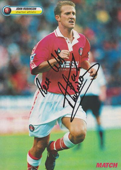 John-Robinson-autograph-signed-charlton-athletic-football-memorabilia-cafc-addicks-valley-brighton-wales-welsh-soccer-signature