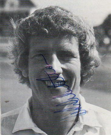 John-Whitehouse-autograph-signed-Warwickshire-cricket-memorabilia-Warks-ccc-county-captain-1979