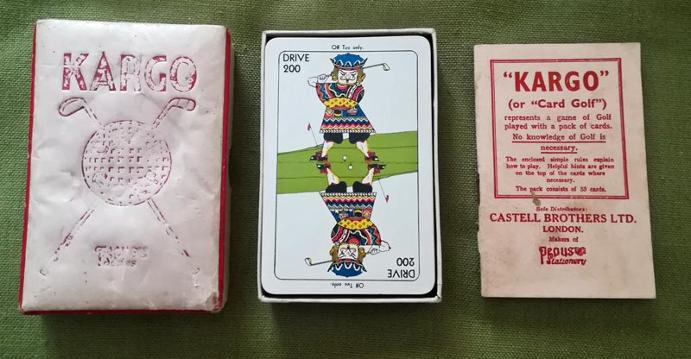 Kargo-card-golf-game-1935-castell-brothers-london-Pepys-series-box-rules