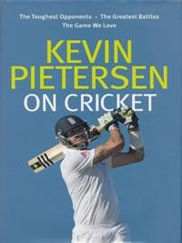 Kevin-Pietersen-autograph-signed-england-cricket-memorabilia-book-on-cricket--kp-signature-sphere-first-edition-2015