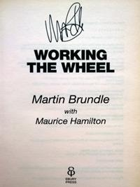 MARIN-BRUNDLE-memorabilia-signed-autobiography-Working-the-Wheel-formula-one-memorabilia-autograph-signature