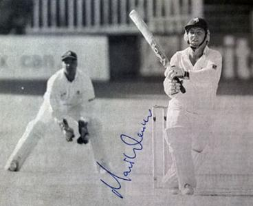 MATT WALKER memorabilia signed Kent cricket memorabilia newspaper pic autograph