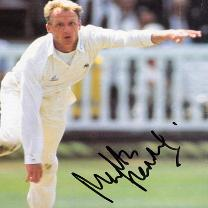 MATTHEW-FLEMING-autograph-signed-Kent-cricket-memorabilia-KCCC-England-all-rounder-Green-Jackets-Matt-Fleming-MVF-benefit