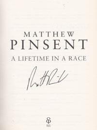 MATTHEW-PINSENT-autograph-signed-autobiography-lifetime-in-a-race-olympics-rowing-memorabilia-autographed-rower-olympic-games-gold-medal-signature