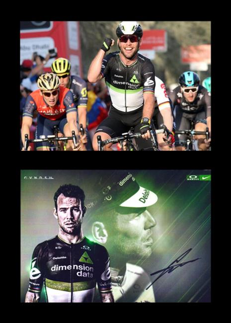 Mark-Cavendish-autograph-signed-cycling-memorabilia-dimension-data-team-cvndsh-world-champion-tour-de-france-oakley-olympics-sprinter-signature-manx-missile