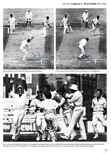 Michael-Holding-autograph-signed-west-indies-cricket-memorabilia-5th-test-oval-1976-14-wickets-england-2