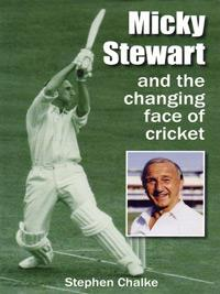 MICKY STEWART (Surrey & England) signed copy of