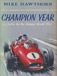 Mike-Hawthorn-autograph-signed-formula-one-motor-racing-memorabilia-book-biography-champion-year-f1-world-champion 1959