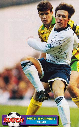 Nicky-Barmby-memorabilia-autograph-tottenham-hotspur-spurs-fc-signed-football-pic-photo-poster
