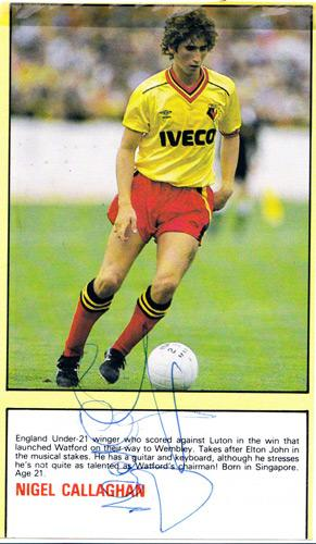 Nigel-Callaghan-autograph-signed-Watford-fc-football-memorabilia-signature