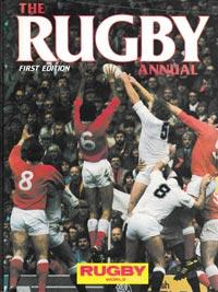 Nigel-Starmer-Smith-signed-rugby-memorabilia-book-rugby-world-annual-first-edition-1986