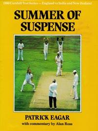Patrick-Eagar-autograph-signed-cricket-memorabilia-sports-photography-book-summer-of-suspense-india-nz-series-1986