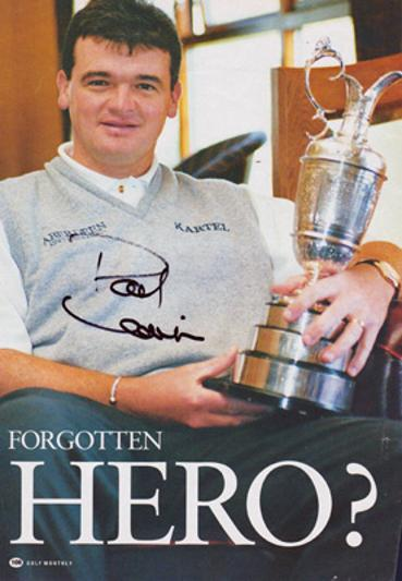 Paul-Lawrie-autograph-signed-1999-british-open-golf-memorabilia-carnoustie-ryder-cup-vice-captain-scot-claret-jug-trophy-scotland-golfer-golfing-signature