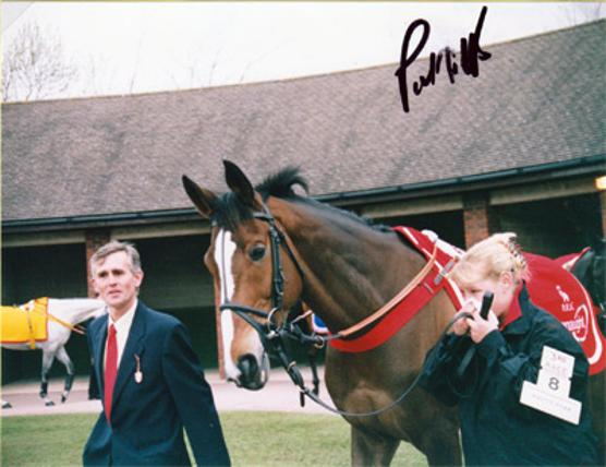 Paul-Nicholls-autograph-signed-horse-racing-memorabilia-national-hunt-champion-trainer-jockey-kauto-star-ditcheat-stables-signature