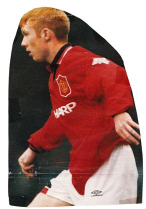 Paul-Scholes-autograph-signed-Man-Utd-FC-football-memorabilia-pic-signature