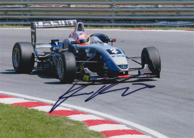 Paul-di-Resta-autograph-signed-formula-three-f3-memorabilia-motor-racing-dallara-f305-2006
