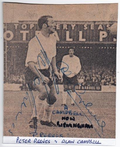Peter-Reeves-autograph-signed-charlton-athletic-football-memorabilia-addicks-alan-campbell-cafc