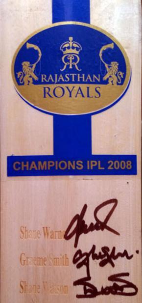 signed cricket bats autographed cricket memorabilia