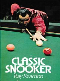 Ray Reardon autograph signed snooker memorabilia classic snooker book billiards coaching tips world champion wpbsa wales