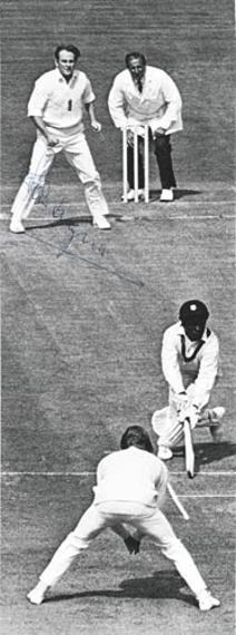 Ray-Illingworth-autograph-signedf-england-cricket-memorabilia-captain-1973-test-series-west-indies-roy-fredericks-signature
