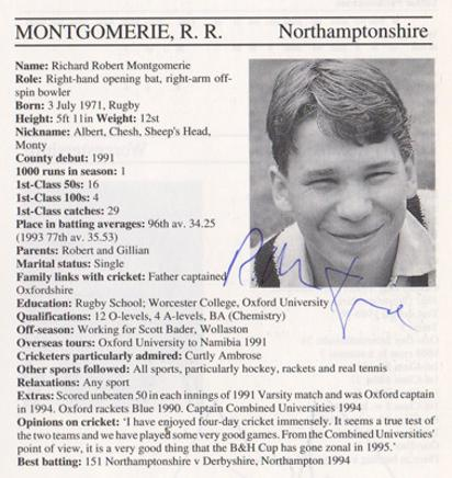 Richard-Montgomerie-autograph-signed-northamptonshire-cricket-memorabilia-northants-ccc-batsman-whos-who-signature