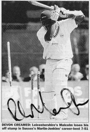 Robin-Martin-Jenkins-autograph-signed-Sussex-Cricket-memorabilia-all-rounder-ccc-christopher-son-sharks-cmj-rmj-7-51-devon-malcolm