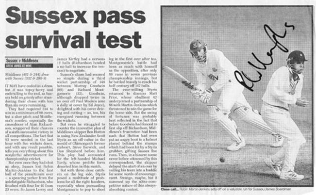 Robin-Martin-Jenkins-autograph-signed-Sussex-Cricket-memorabilia-ccc-christopher-son-sharks-cmj-rmj
